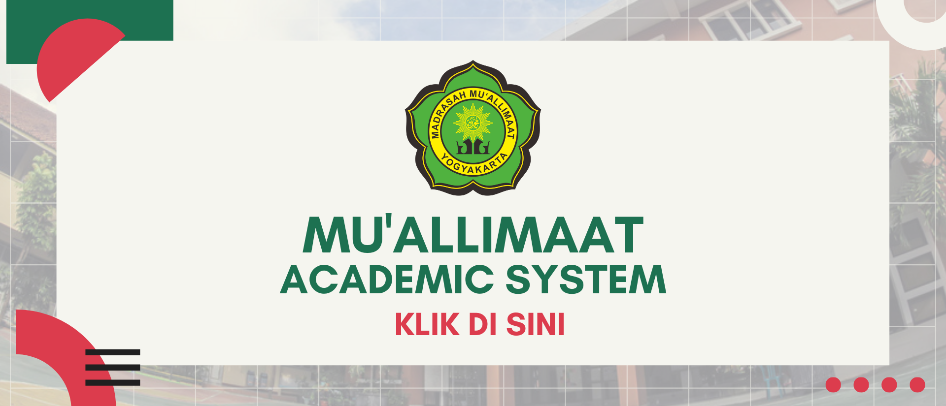 Mu'allimaat Academic System
